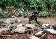 Afrique du Sud: 51 morts dans des inondations, le président Ramaphosa sur place