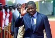 Togo: Gnassingbé félicite les forces de sécurité pour avoir démantelé des cellules terroristes