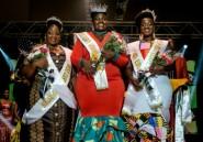 """Ouganda: une femme d'affaires remporte le titre controversé de """"Miss Curvy"""""""