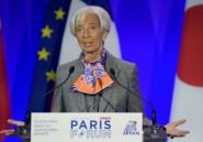 """Congo: Lagarde a """"bon espoir"""" sur un accord de restructuration de la dette"""