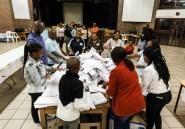Afrique du Sud: large victoire en vue pour l'ANC aux législatives