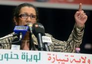 Algérie: la pasionaria trotskiste Louisa Hanoune en détention provisoire