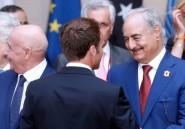 Libye: le président Macron recevra le maréchal Haftar la semaine prochaine