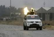 """Libye: combats violents au sud de Tripoli, crainte d'une """"longue"""" guerre"""