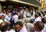 """Au Soudan, une jeunesse en grève """"pour un pouvoir civil"""""""