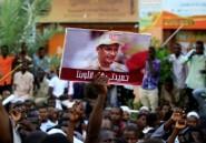 Des centaines de Soudanais manifestent en soutien