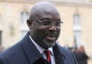 Manifestation au Liberia: George Weah confronté