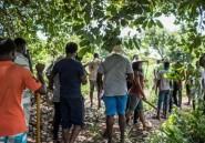 Au Bénin, un camp d'entraînement intensif