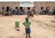 Burkina : faim et inquiétude pour les réfugiés fuyant les violences dans le Nord