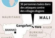 """""""Ils ont vérifié les identités puis tiré"""": le témoignage d'un rescapé de la dernière tuerie au Mali"""
