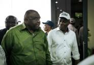 RDC: nouveau retour