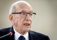 """Tunisie: le président Essebsi en état """"critique"""" après un """"grave malaise"""""""