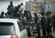 RDC: un mort dans la dispersion des marches interdites de l'opposition