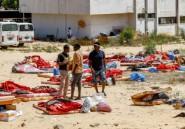 Libye: 300 migrants toujours détenus dans un centre de migrants théâtre d'un carnage