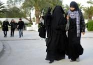 La Tunisie interdit le niqab dans les institutions publiques pour raisons de sécurité