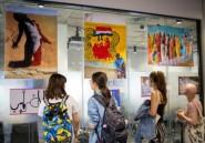 """A Londres, une exposition pour immortaliser le street-art """"effacé"""" au Soudan"""