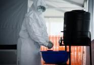 Ebola en RDC: un cas confirmé