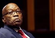 """Afrique du Sud: l'ex-président Zuma affirme devant une commission avoir été """"calomnié"""" pour corruption"""