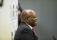 Afrique du Sud: Zuma se défend d'être corrompu et crie