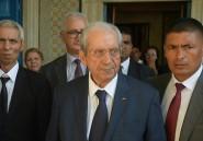 Mohamed Ennaceur, un cacique de la politique président par intérim de la Tunisie
