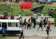 Nigeria: le groupe chiite interdit suspend ses manifestations