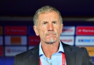 Afrique du Sud: le sélectionneur Stuart Baxter quitte les Bafana Bafana