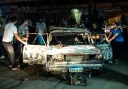 """La collision meurtrière entre des voitures au Caire est un acte """"terroriste"""", selon Sissi"""