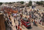 Togo: forte restriction aux manifestations publiques