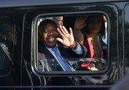 Le président gabonais Bongo