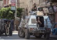 """Egypte: onze """"terroristes"""" tués au Sinaï"""