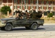 Libye: le gouvernement d'union dit gagner du terrain au sud de Tripoli