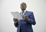 Violences sexuelles: Mukwege annonce le lancement d'un Fonds mondial en faveur des victimes