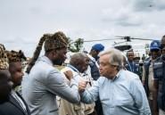 """RDC: """"Les Nations unies n'abandonneront pas le peuple congolais"""" (Guterres)"""