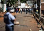 """Afrique du Sud: 5 morts dans les violences xénophobes """"inacceptables"""" pour le président"""