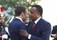 Sassou vient discuter environnement