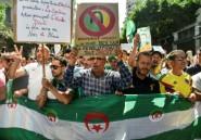 Algérie: la contestation fait sa rentrée pour un 29e vendredi de manifestation