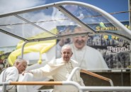 Le pape termine sa tournée africaine par l'île Maurice