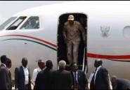 Soudan du sud: Machar est arrivé