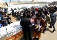 Le Rwanda va accueillir des réfugiés africains bloqués en Libye