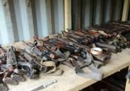 Centrafrique: l'ONU approuve un premier allègement de l'embargo sur les armes