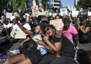 Manifestation contre les féminicides en Afrique du Sud