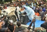 Incendie meurtrier au Liberia: toutes les victimes d'origine guinéenne (ambassadeur)