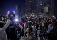 Egypte: plus de 1.000 arrestations après des manifestations anti-Sissi (ONG)