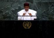 La Minusma doit être plus offensive et l'Union africaine plus présente en Libye, pour Issoufou