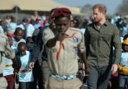 """Changement climatique: """"une course contre la montre"""" est engagée, selon le prince Harry"""