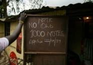 Au Kenya, les vieux billets passent au blanchiment express