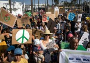 Maroc: plusieurs centaines de personnes manifestent pour le climat