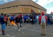 Manifestation de fonctionnaires réprimée dans le royaume d'eSwatini
