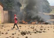 Guinée: 4 manifestants et un gendarme tués pendant la mobilisation contre un 3e mandat de Condé