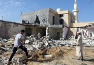 Libye: trois enfants tués dans un raid aérien près de Tripoli